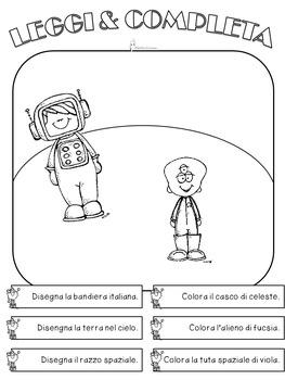 LEGGI E COMPLETA