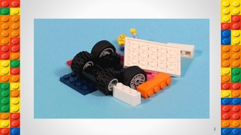 LEGO Balloon Car Racer