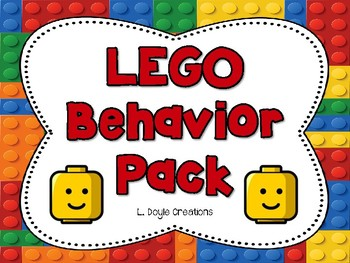 LEGO Behavior Pack
