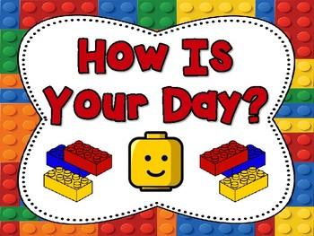 LEGO Behavior Pack