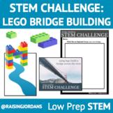 LEGO Bridge Engineering STEM Challenge