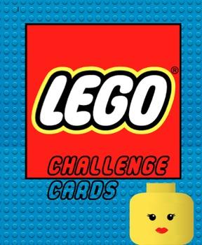 Lego teaching resources teachers pay teachers lego challenge cards lego challenge cards fandeluxe Gallery