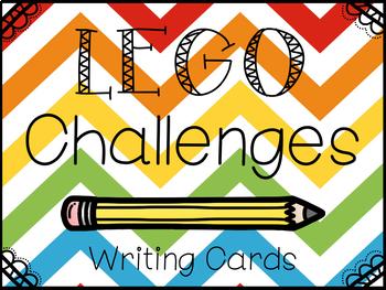 LEGO Challenge Cards: Writing
