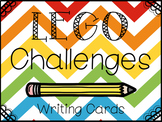 LEGO Challenge Cards: Writing