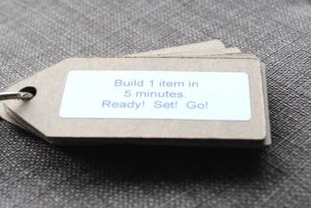 LEGO Challenge STEAM STEM Activites