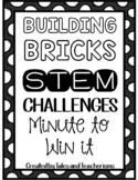 LEGO Challenges for Kids: Minute to Win It LEGO Challenges