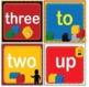 LEGO Like Dolch Pre-Kindergarten Pre-K Grade Sight Words Flash Cards Letters