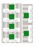 LEGO Drawer Labels for Math Manipulatives