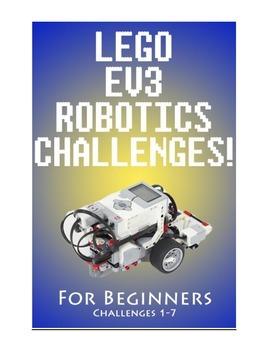 LEGO EV3 ROBOTICS CHALLENGES FOR BEGINNERS