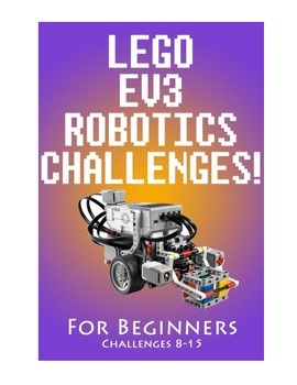 LEGO EV3 ROBOTICS CHALLENGES FOR BEGINNERS (PART 2)