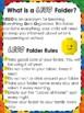 LEGO Folder and Binder