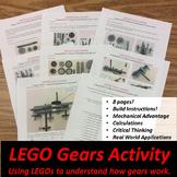 LEGO Gears Activity