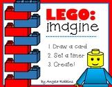 LEGO Imagine Challenge Cards