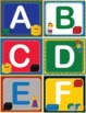 LEGO Like Dolch Sight Words Flash Cards, Letters and Numbers - BUNDLE 220 words