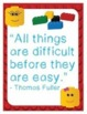 """LEGO Like Growth Mindset Posters - 8.5""""x11"""", 18""""x24"""" - Ready for Printing"""