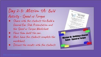 LEGO MINDSTORMS Mission #7: Spur Gears