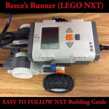 Lego NXT Robot - Reece's Runner