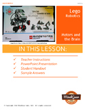 LEGO Robotics 3: Motors and the Brain