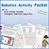 LEGO Robotics Activity Packet