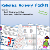 LEGO Robotics Activity Packet