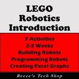 LEGO Robotics Introduction