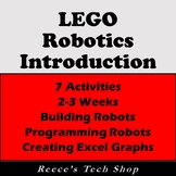 LEGO Robotics Introduction
