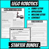 LEGO Robotics Starter BUNDLE