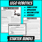 LEGO Robotics Starter BUNDLE