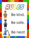 LEGO Rules