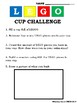 LEGO STEM: Fill a Cup Building Challenge
