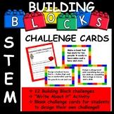 LEGO Stem building challenges