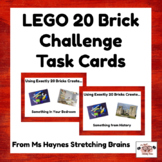LEGO Task Cards for Makerspace, Morning Work & More