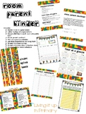 LEGO Themed Room Parent Binder