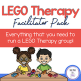 LEGO Therapy Facilitator Pack - Everything you need!