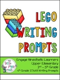 LEGO Writing Prompts 4th Grade STA