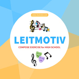 LEITMOTIV- Create Musical Character using Leitmotiv