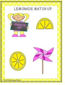 Lemonade Game