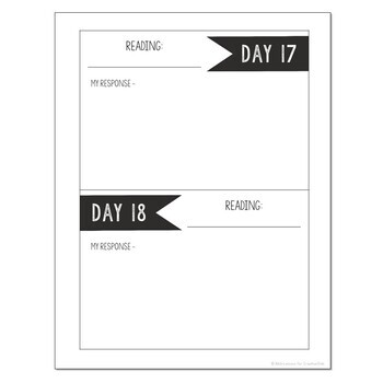 LENT Activity Journal for Teens   Catholic Resources   Holy Week   Easter