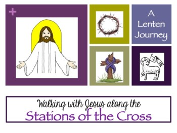 LENT- Stations of the Cross Reflections