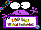 LEO LEO SÍLABAS TRABADAS. DISTANCE LEARNING
