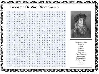 Leonardo Da Vinci | Leonardo Davinci