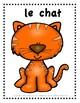 LES ANIMAUX DE LA FERME!  FARM ANIMALS IN FRENCH