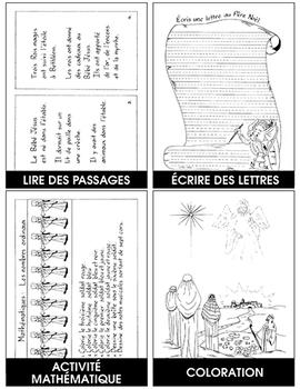 LES DÉLICES DE NOËL Gr. 1-6