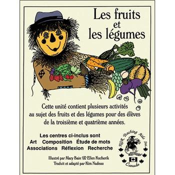 LES FRUITS ET LES LEGUMES Gr. 3-4