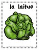 LES LEGUMES - VEGETABLES IN FRENCH