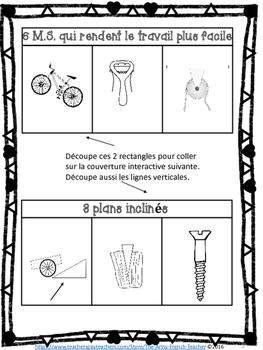 LES MACHINES SIMPLES - EN FRANÇAIS - 91 PAGES