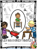 LES MACHINES SIMPLES - EN FRANÇAIS - 91 PAGES
