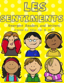LES SENTIMENTS- FEELINGS IN FRENCH - PART 2 - NEW!  NEW! NEW!