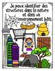 LES STRUCTURES SOLIDES ET STABLES • Science Big Ideas Grade 3