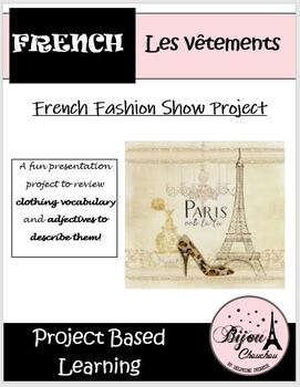 LES VETEMENTS: French Fashion Show Project With Rubric